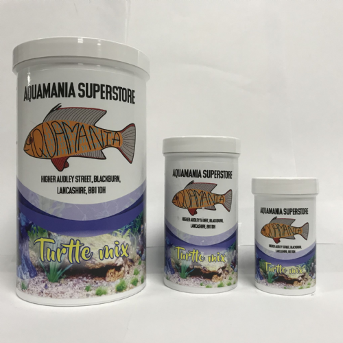 Aquamania Turtle Mix